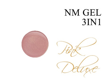NM gel 3in1 PINK DE LUXE