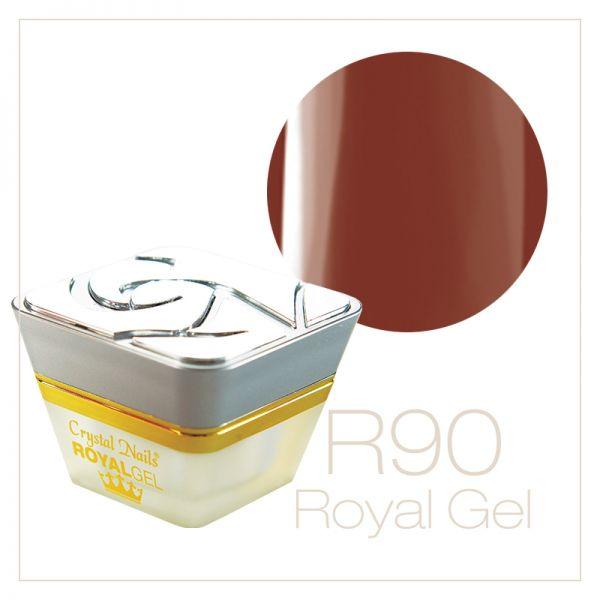 Crystal Nails Color Gel Royal 090