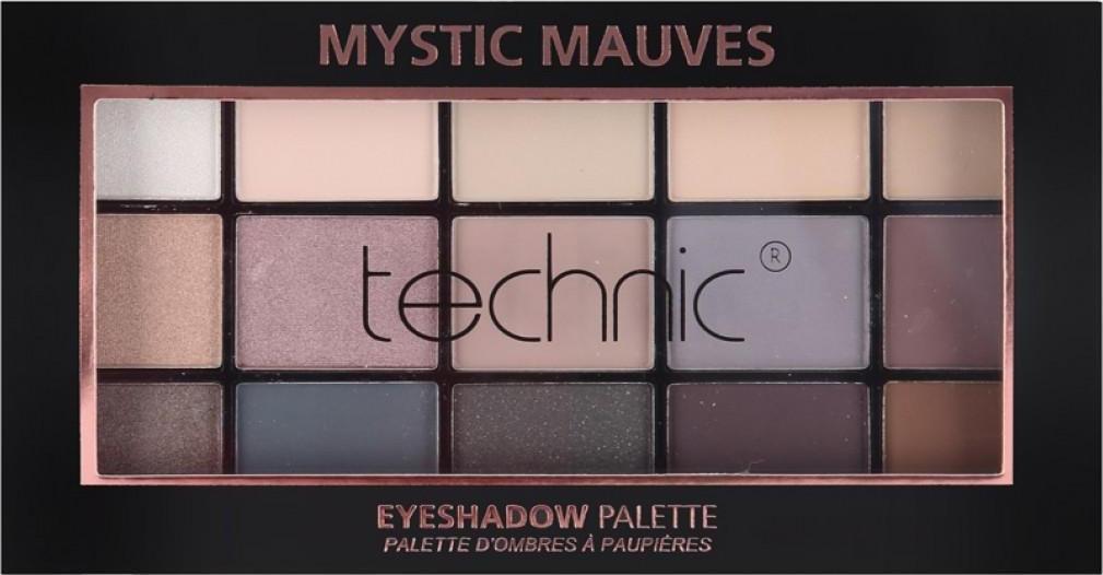 Technic Eyeshadow Palette Mystic Mauves